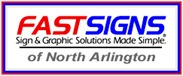 Arlington Turkey Trot Sponsor Fast Signs